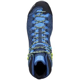 Salewa Alp Trainer Mid GTX Shoes Men Dark Denim/Cactus